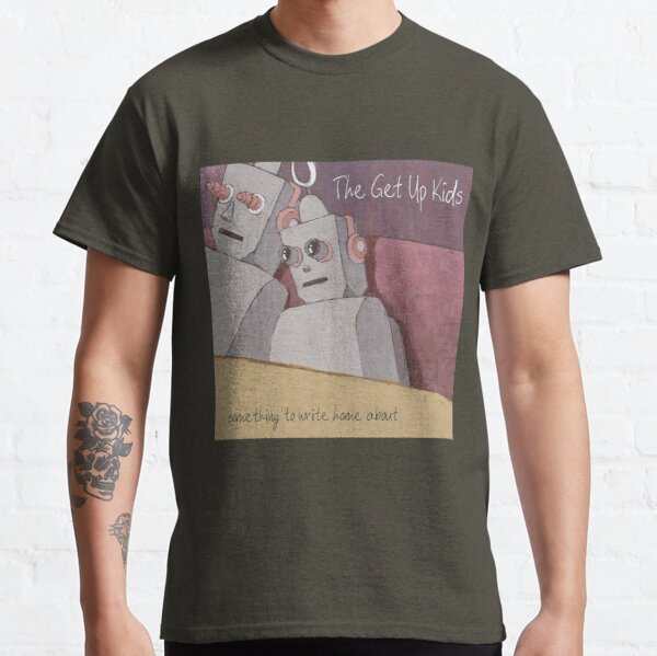 The Get Up Kids Something To Write Home About Album Cover Classic T-Shirt
