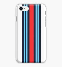 Martini Racing Colours iPhone Case/Skin