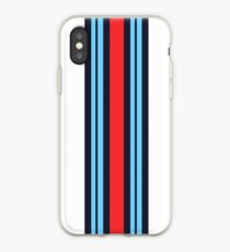 Martini Racing Colours iPhone Case
