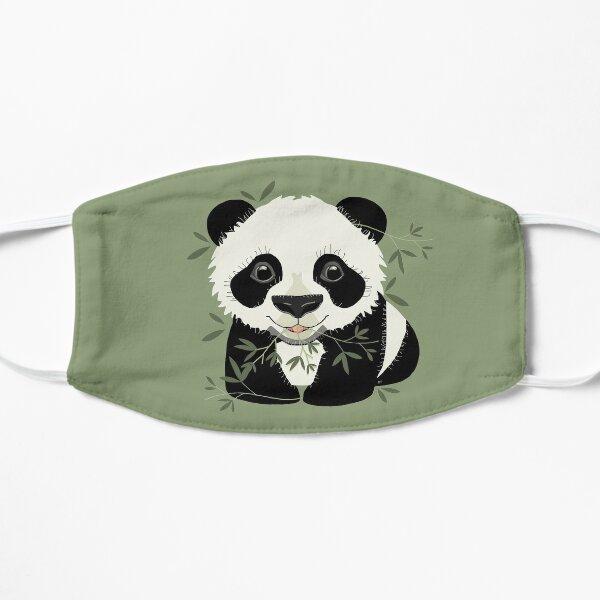 Panda Flat Mask