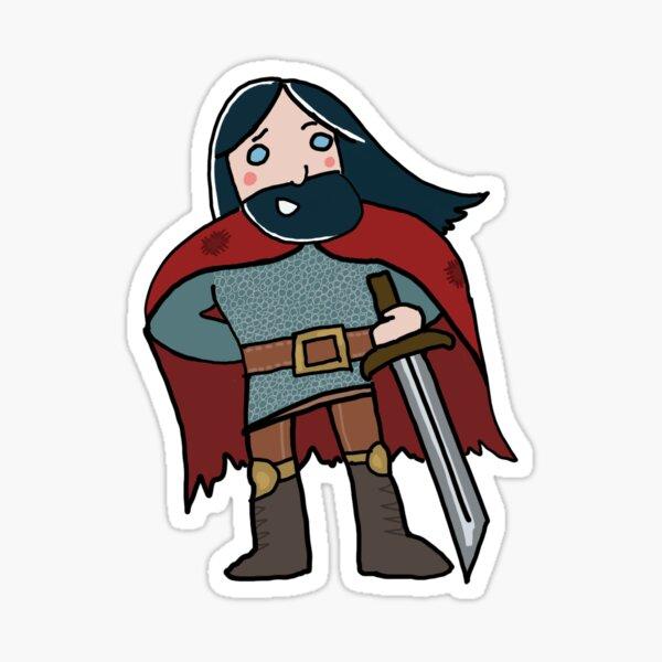Sir Sebastian Sticker