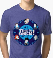Time for Science! Tri-blend T-Shirt