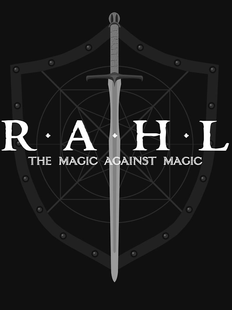 Rahl: The Magic Against Magic | Unisex T-Shirt