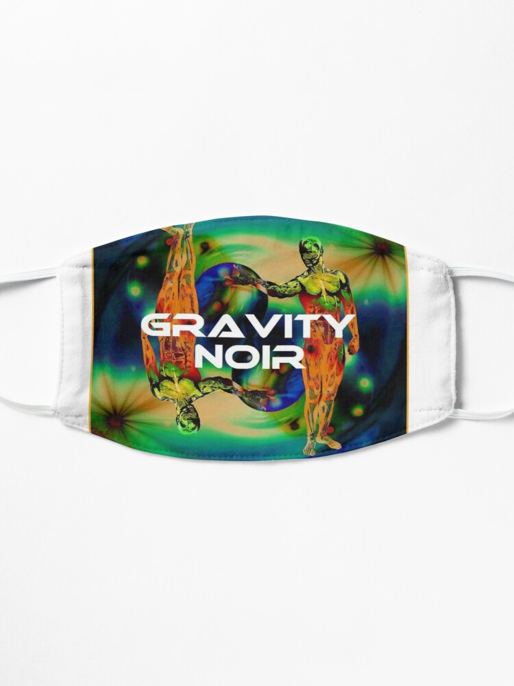 Alternate view of Gravity Noir by Andrew Williams Mask