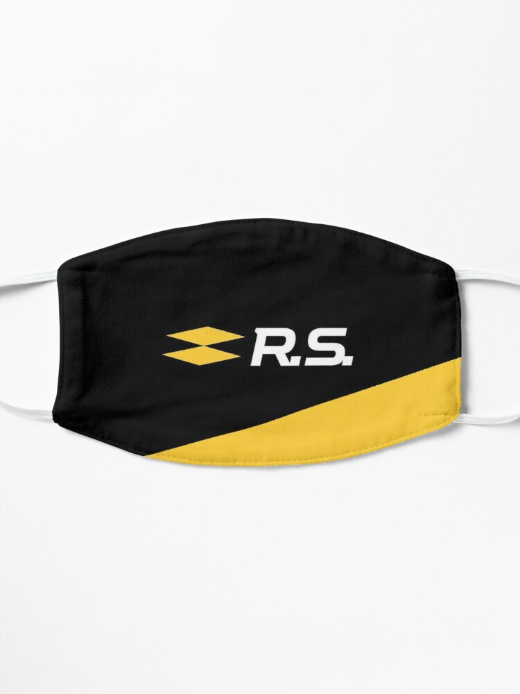 Masque ''Renault Sport RS': autre vue