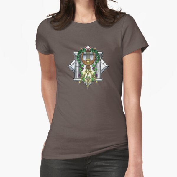 Scion Pantheon: Theoi Fitted T-Shirt
