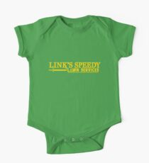 Link's Speedy Lawn Services Kids Clothes