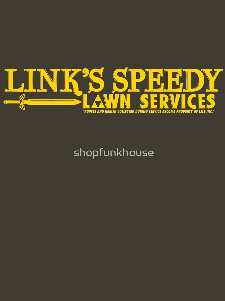 Link's Speedy Lawn Services | Unisex T-Shirt