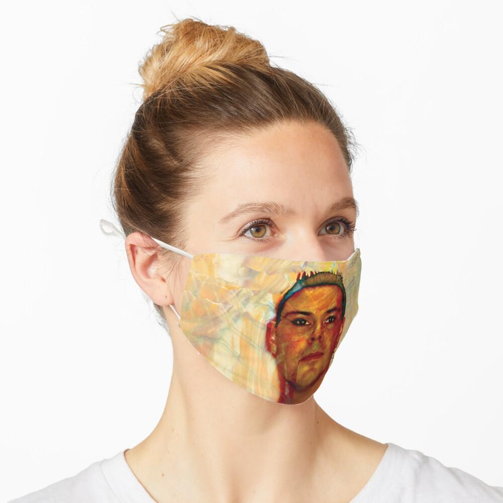 Gravity Noir Handmade Mask