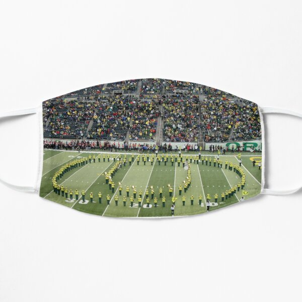 "Oregon Ducks ""O"" In the Band Mask"
