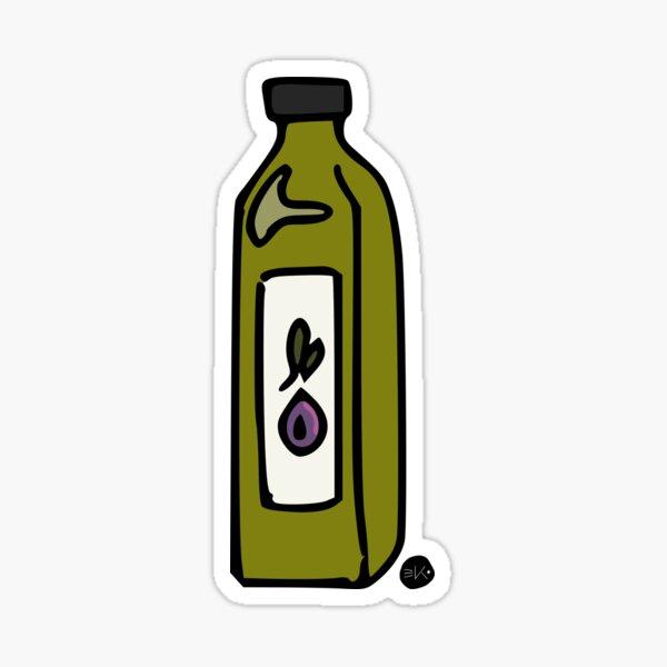 Olive Oil Sticker