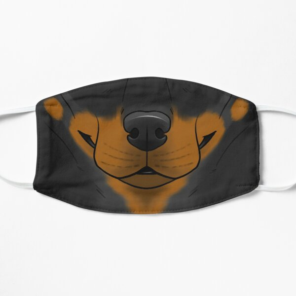 Doberman pinscher Mask