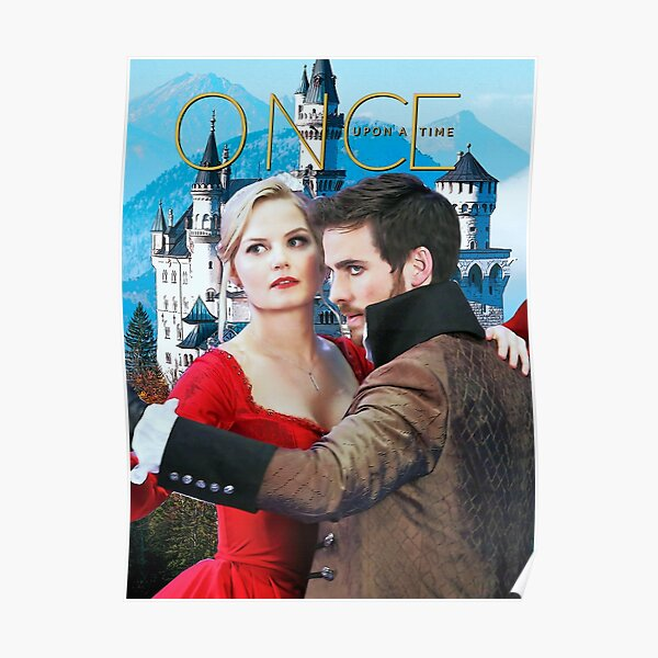 Captain Swan Fairy Tale Comic Poster 3 Poster