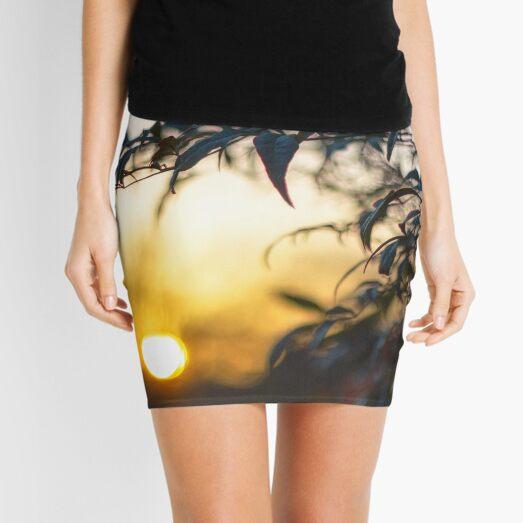 Yellow Hope Mini Skirt