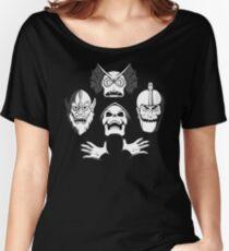 Bo-He-Man-ian Rhapsody Women's Relaxed Fit T-Shirt