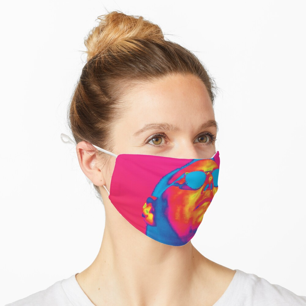 Gravity Noir Sungazing Mask