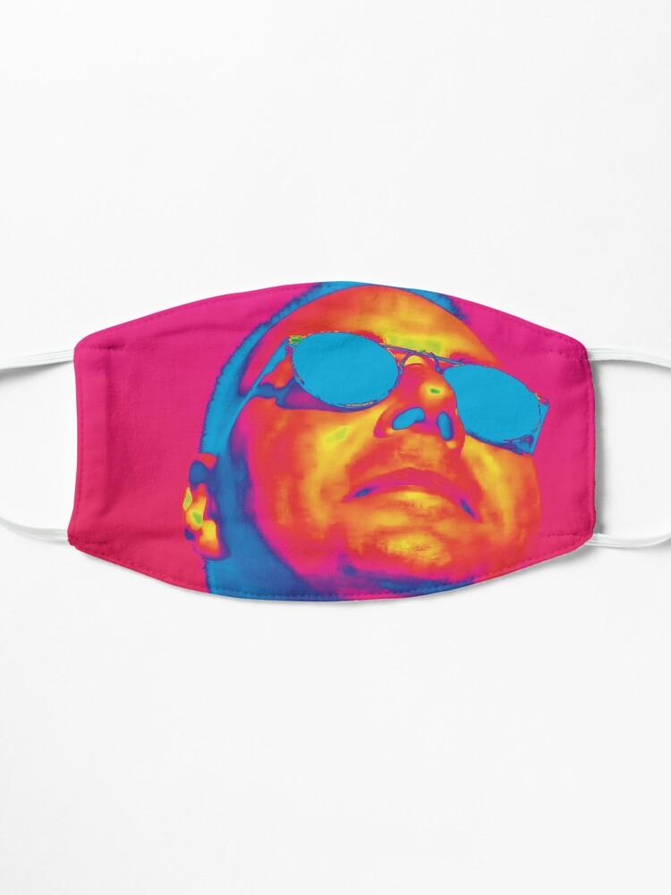 Alternate view of Gravity Noir Sungazing Mask
