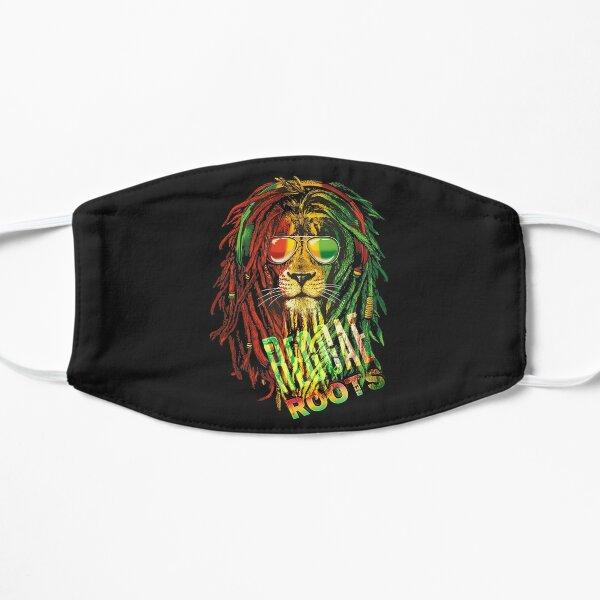 Reggae Roots Flat Mask