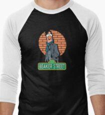 Beaker Street Men's Baseball ¾ T-Shirt