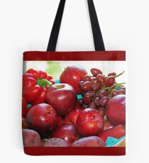 Fifty Shades of Red - Tote Tote Bag