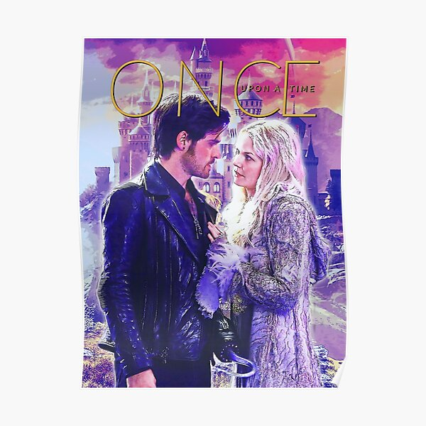 Captain Swan Camelot Comic Poster 1 Poster