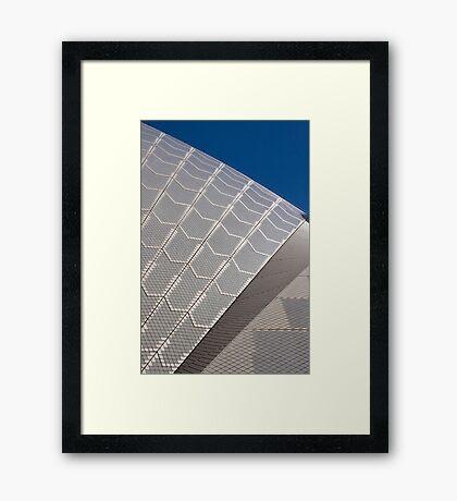 Abstract Opera Framed Print