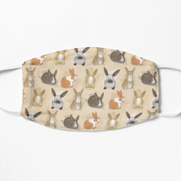 Bunnies Flat Mask