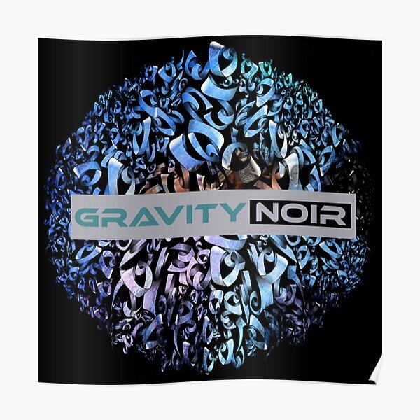 Gravity Noir Hot Summer Poster