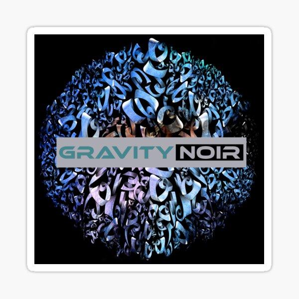 Gravity Noir Hot Summer Sticker