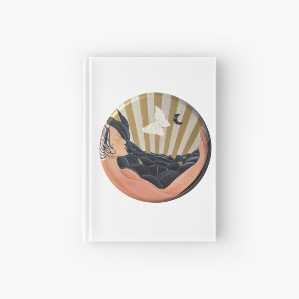 Peace Hardcover Journal