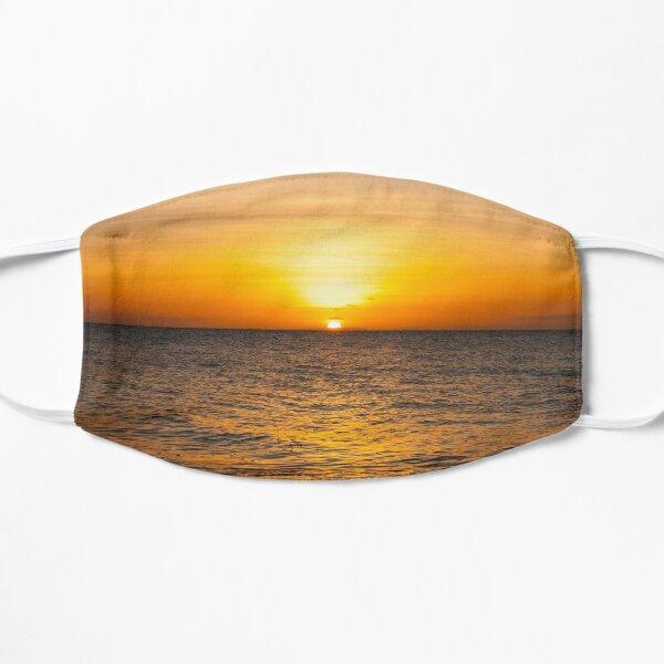Sunset over the sea (landscape) Mask