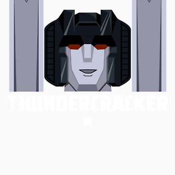 "Transformers - ""Thundercracker (Seeker)"" by deadbunnyboy"