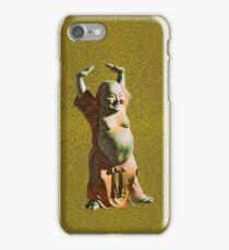 gleeful Buddha iPhone Case/Skin