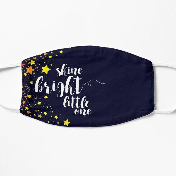 Shine Bright Little One - stars night sky Mask