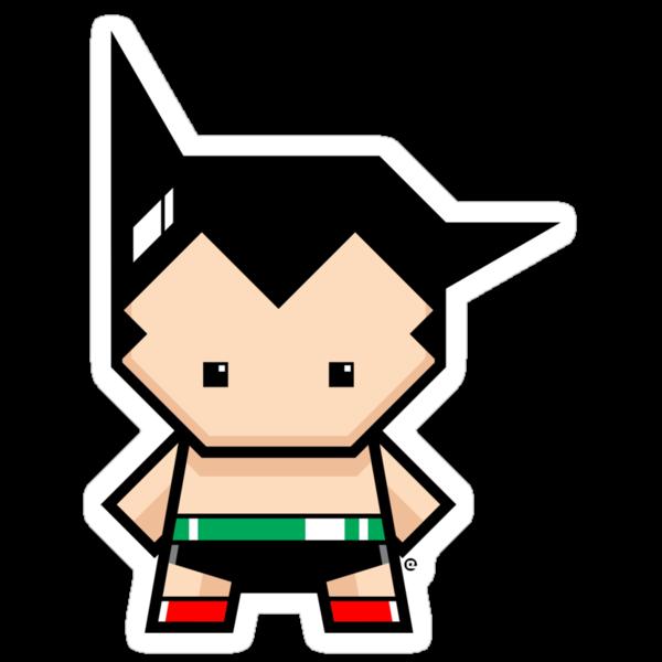 Mekkachibi Atom by Eozen