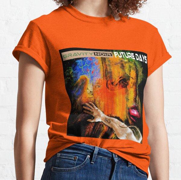 Gravity Noir Future Days Classic T-Shirt