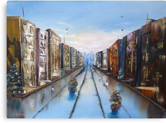 City Mall by Terry-ann