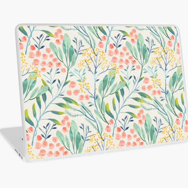 Botanical Garden Laptop Skin