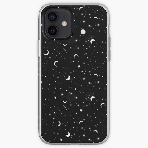Black Universe iPhone Soft Case