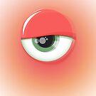 The eye by BANDERUS MARTIN