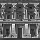 Old Treasury Building, Spring St by Andrejs Jaudzems