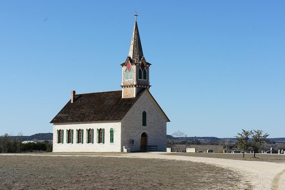 St Olaf Kirke by TxGimGim