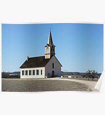 St Olaf Kirke Poster