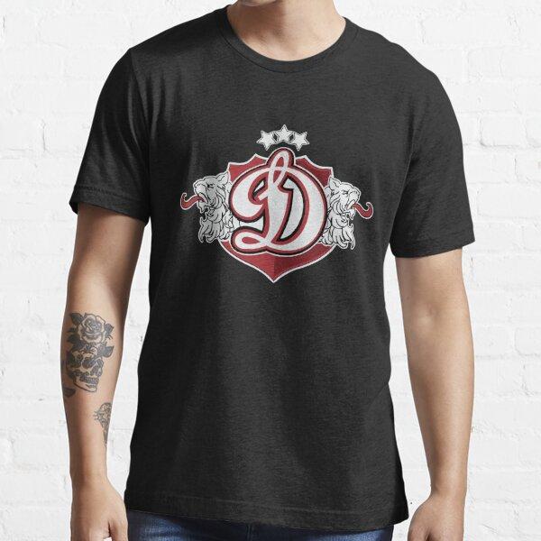 Dinamo Riga Ice  Hockey Essential T-Shirt