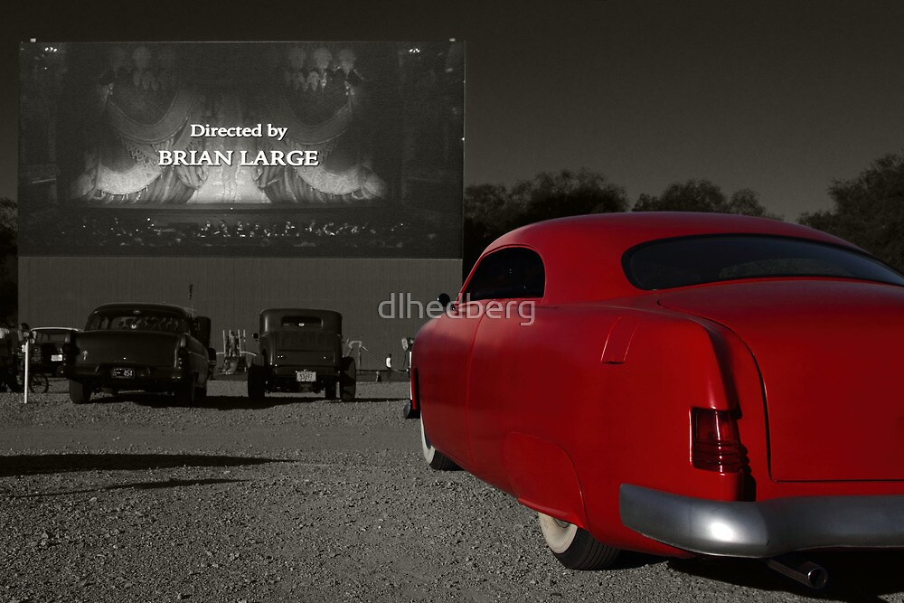 The Drive-In by dlhedberg