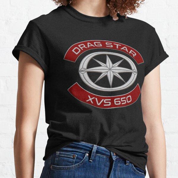 Drag Star XVS 650, XVS650 Patch Classic T-Shirt
