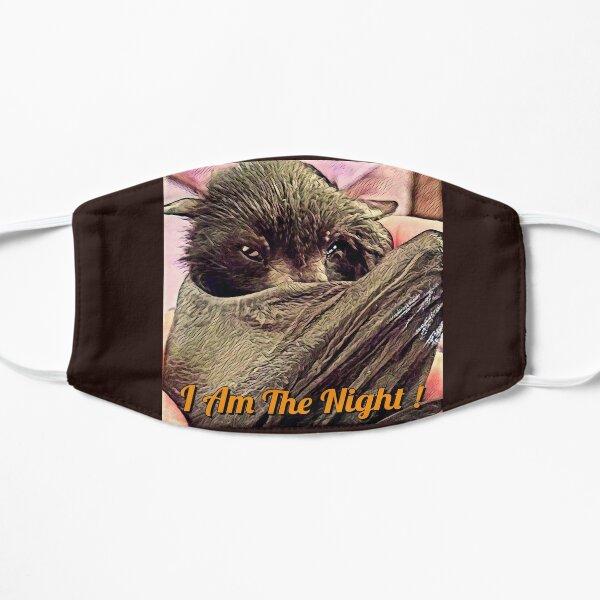 I Am The Night. Flat Mask