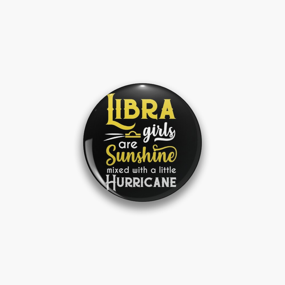 Libra Girls Are Sunshine Mixed With a Little Hurricane Hoodie