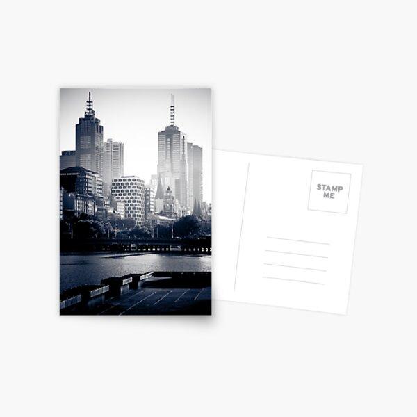 Melbourne at Sunrise Postcard