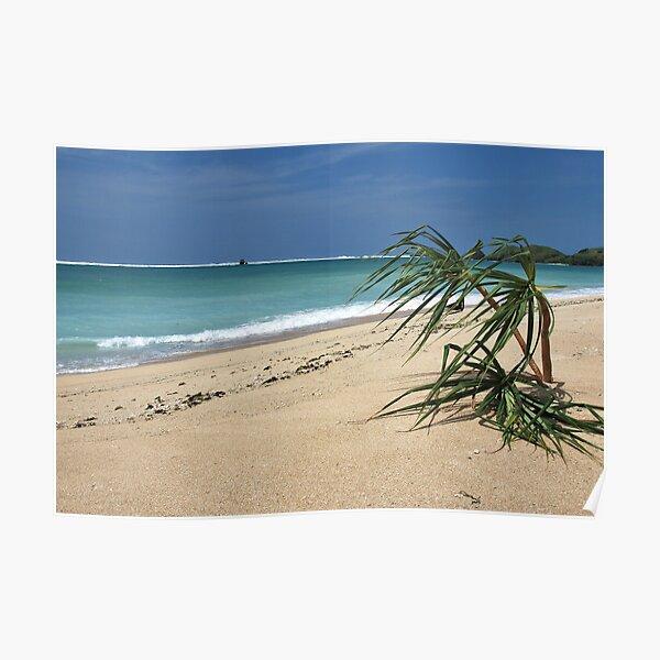 Kuta (Lombok) Beach 3 Poster